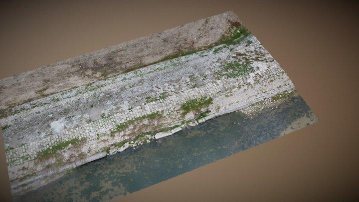 Seuil Loire Orléans 3D Model
