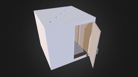 Ozone Machine 3D Model