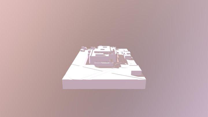 MX Sketch' 3D Model