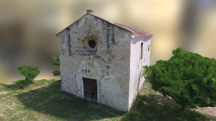 Chiesetta San Micheletto 3D Model