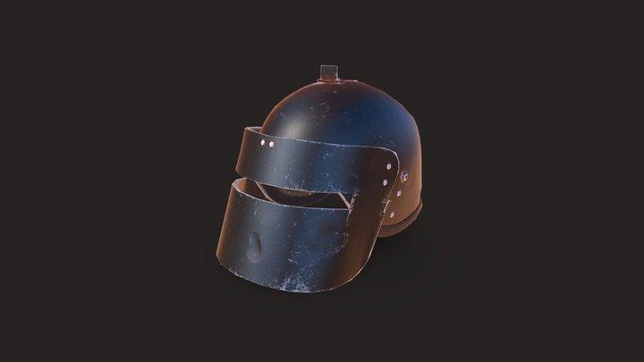 Altyn helmet 3D Model