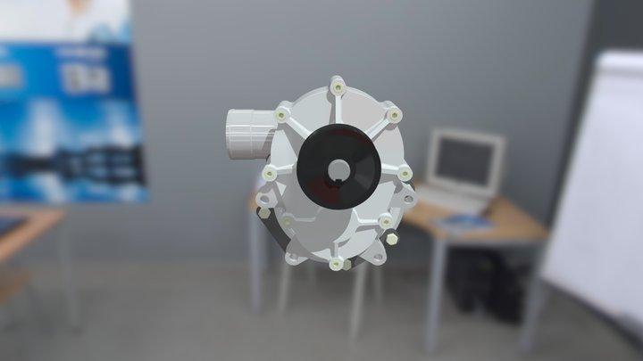 Złożenie2 3D Model