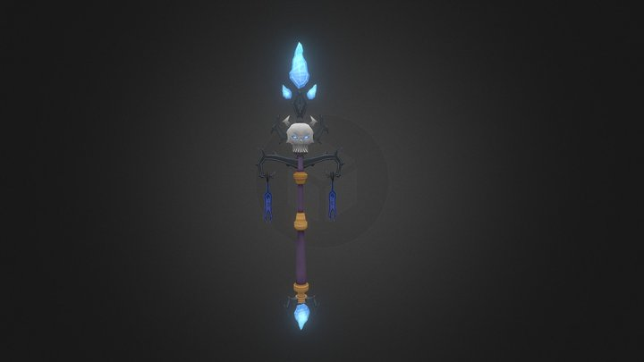 Lothran's Heirloom 3D Model