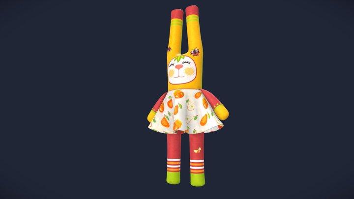 «My bunny» (Моя Зая) 3D Model