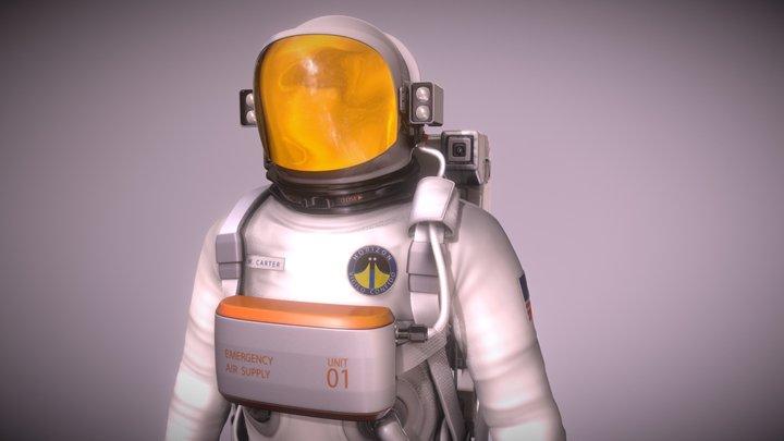 Unidad 01 Horizon 3D Model