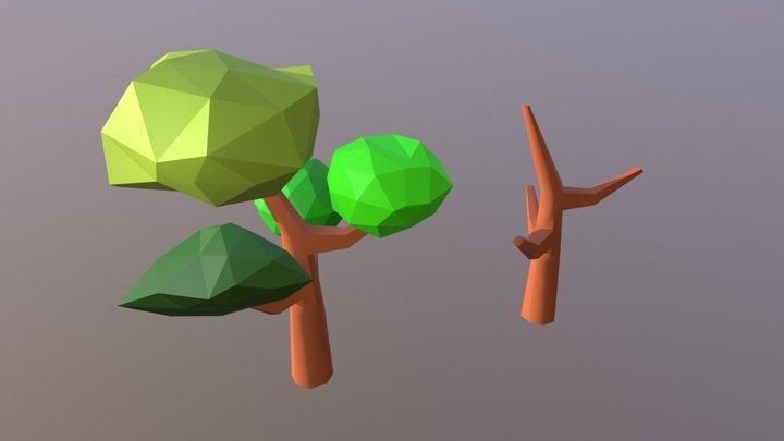 Alberelli 3D Model