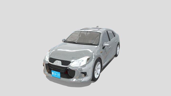2017 Tayama Centauri 3D Model