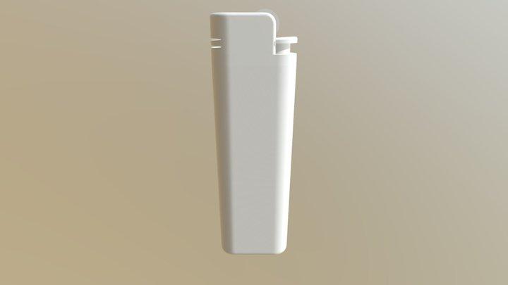 cigarette-lighter 3D Model