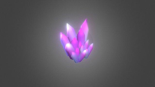 Crystall (Krystall) StackField 3D Model