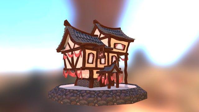Brothel 3D Model