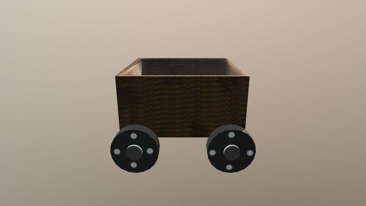 Cart Fail 3D Model