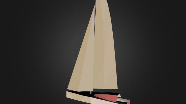 VG2008_FRA118.dae 3D Model