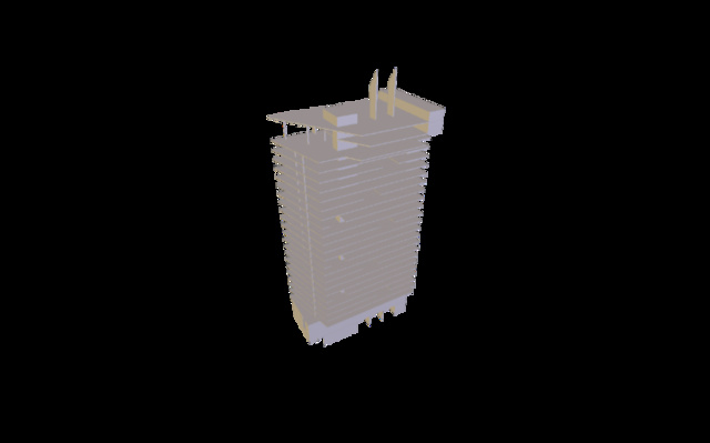 3d Torre.obj 3D Model