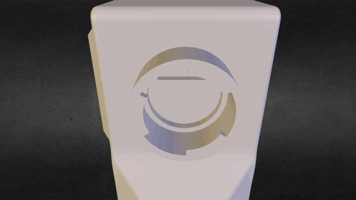 Micro 4/3 4K Camera Concept 3D Model