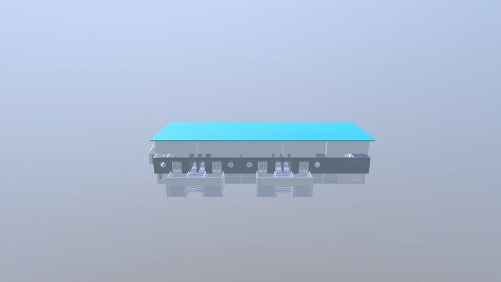 SERRAT 23 3D Model