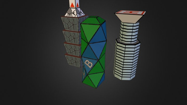 Exports.zip 3D Model