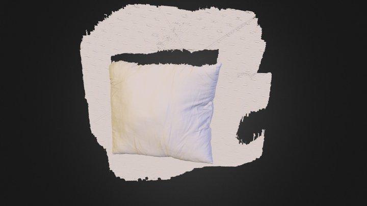 cuscino.3ds 3D Model
