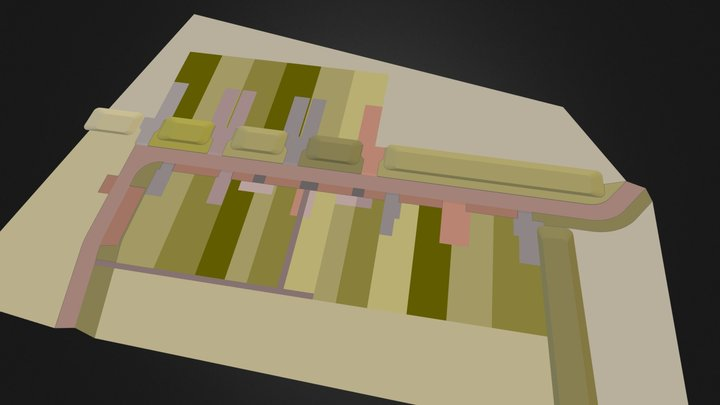 1142_Situatie_111109 3D Model