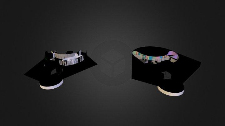 Y Home 3D Model