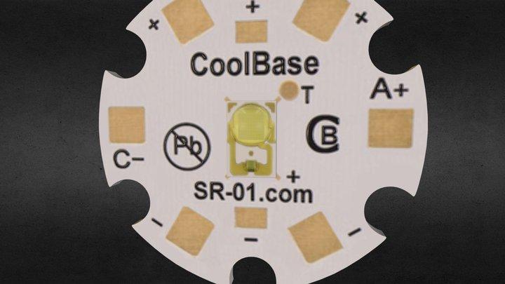CoolbaseStarFinal 3D Model
