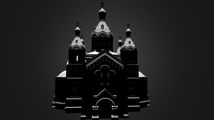 alex_neksii1.blend 3D Model