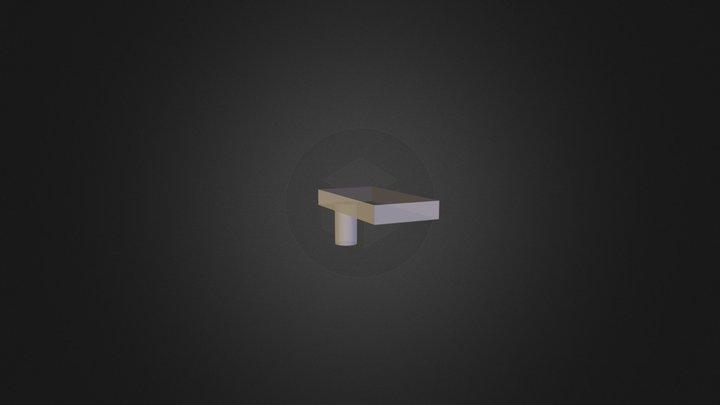 Untitled.obj 3D Model