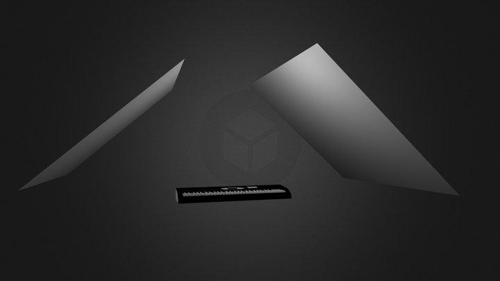 piano.blend 3D Model
