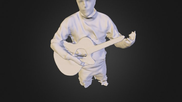 cesar 3D Model