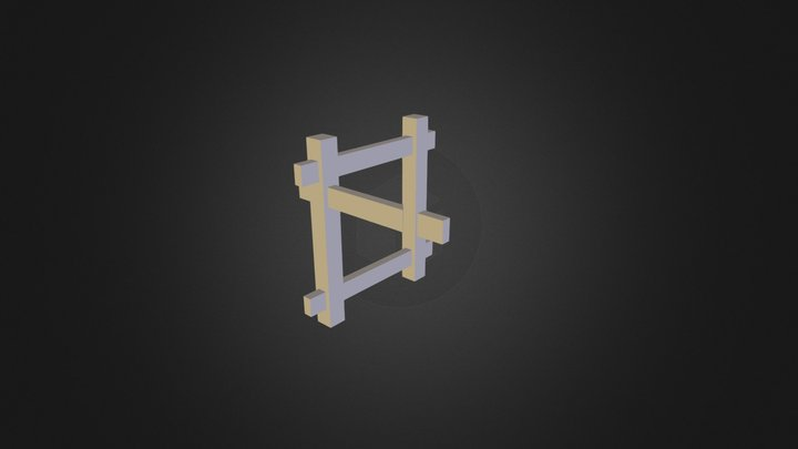 Tripoutre 3D Model