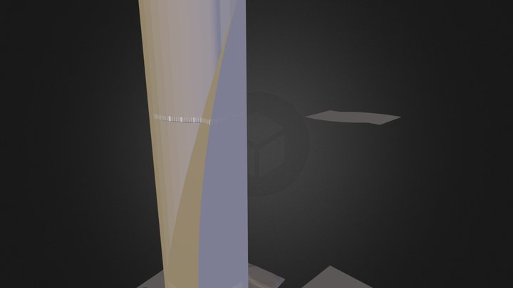 TorreEspacio_01.3ds 3D Model