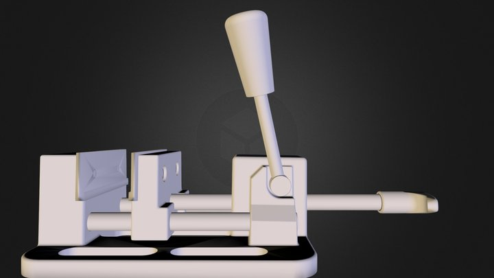 ViseAssembly-lite.obj 3D Model