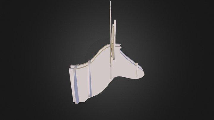 deer test  3D Model