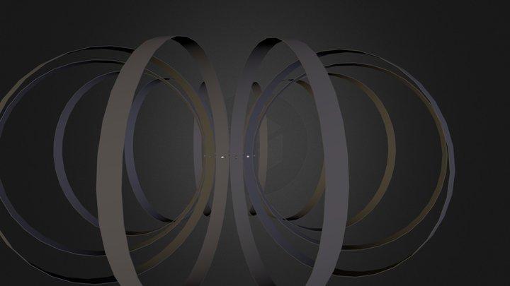 mesa aros  3D Model