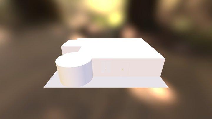 test-house2.zip 3D Model