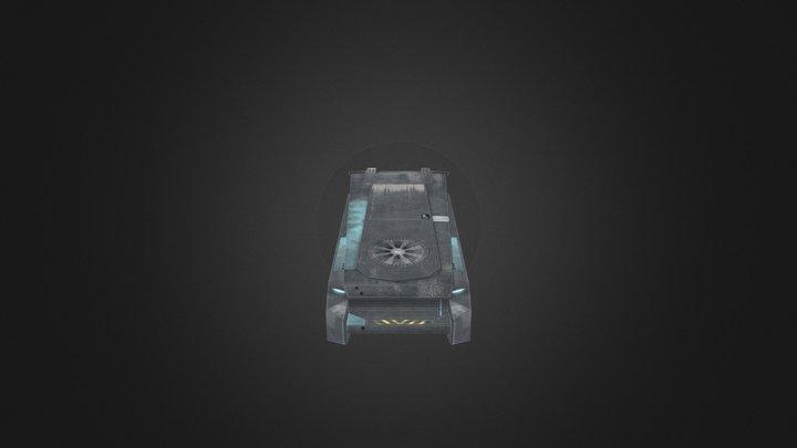 Carsh 3D Model