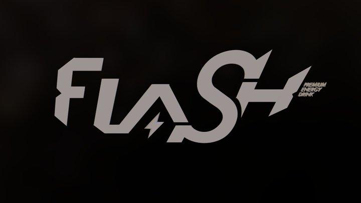 Flash Logotype.zip 3D Model