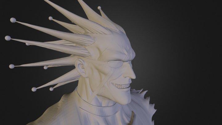 Kenpachi 3D Model