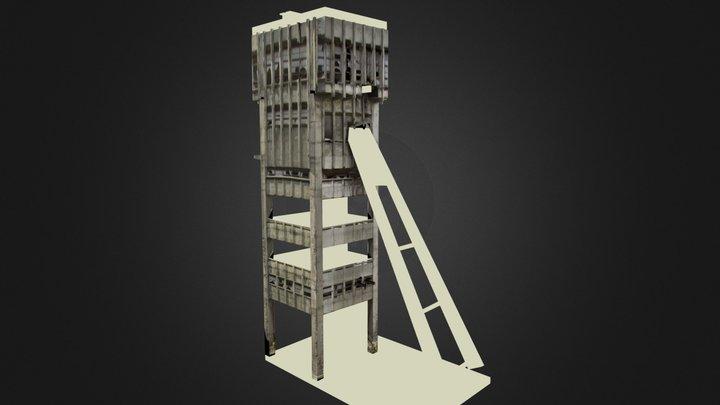 P3 3D Model