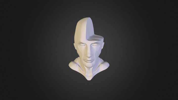 Curve Cut Practice 3D Model