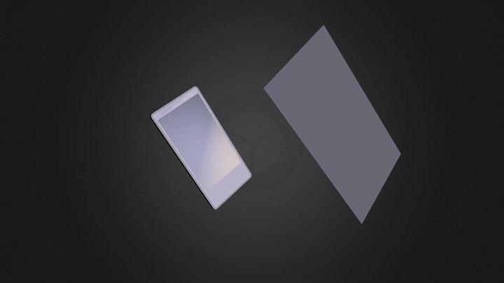 lumia 800.3DS 3D Model