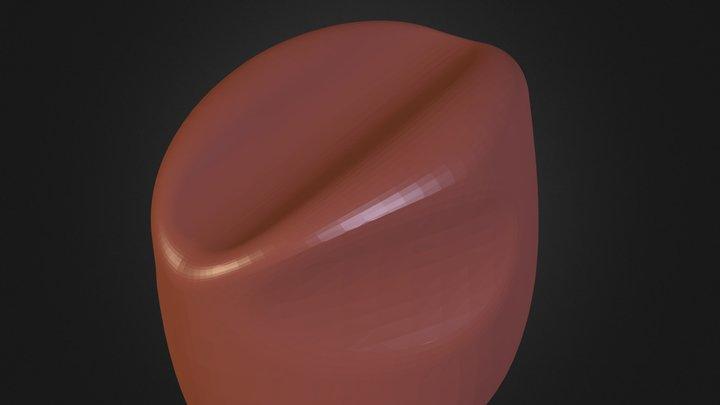 Parametric Hat Block - Borsalino 3D Model