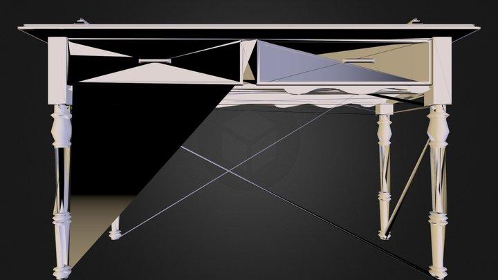 Mesa.obj 3D Model