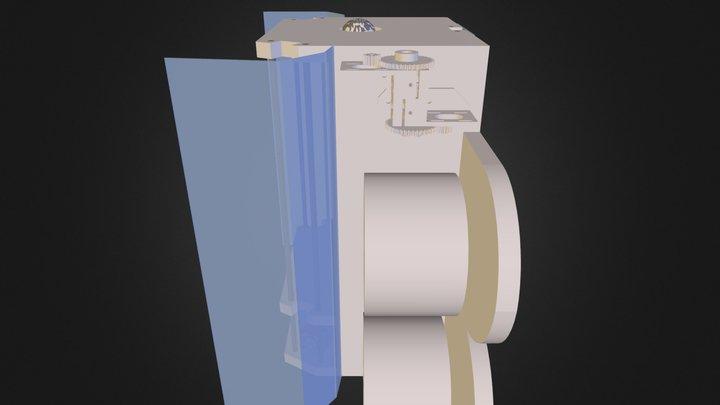 3d drucker prototype.dae 3D Model