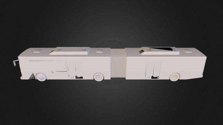 MagicBus2.obj 3D Model