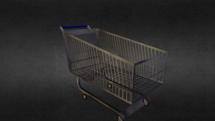 trolley courtney niner 3D Model