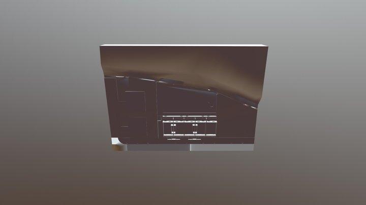 SERRAT OP1  24-7 3D Model