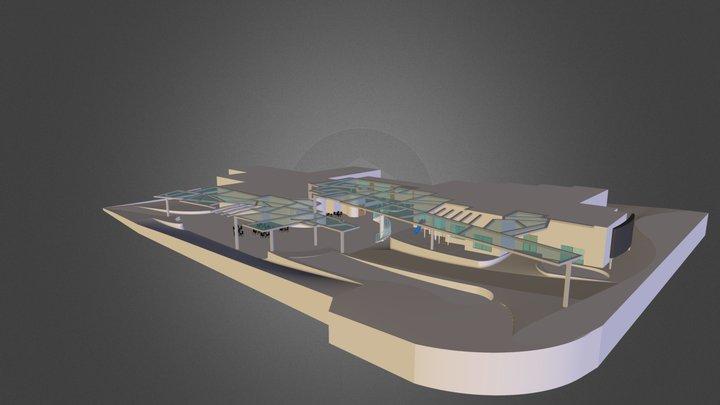 Community Center.zip 3D Model