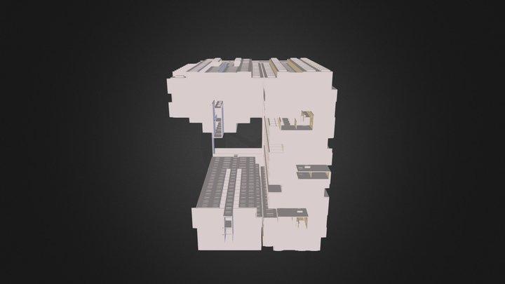2.ifc 3D Model