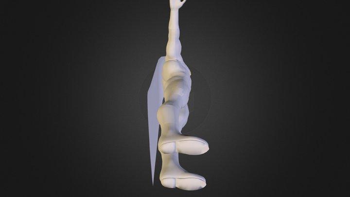 SuperMan_1.FBX 3D Model