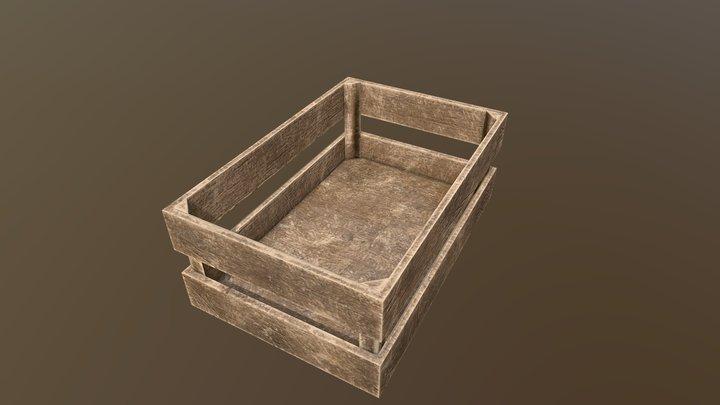 Pivot Crate 3D Model